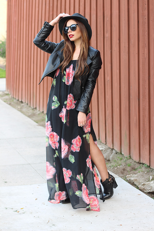 3 Ways to Wear Spring Florals