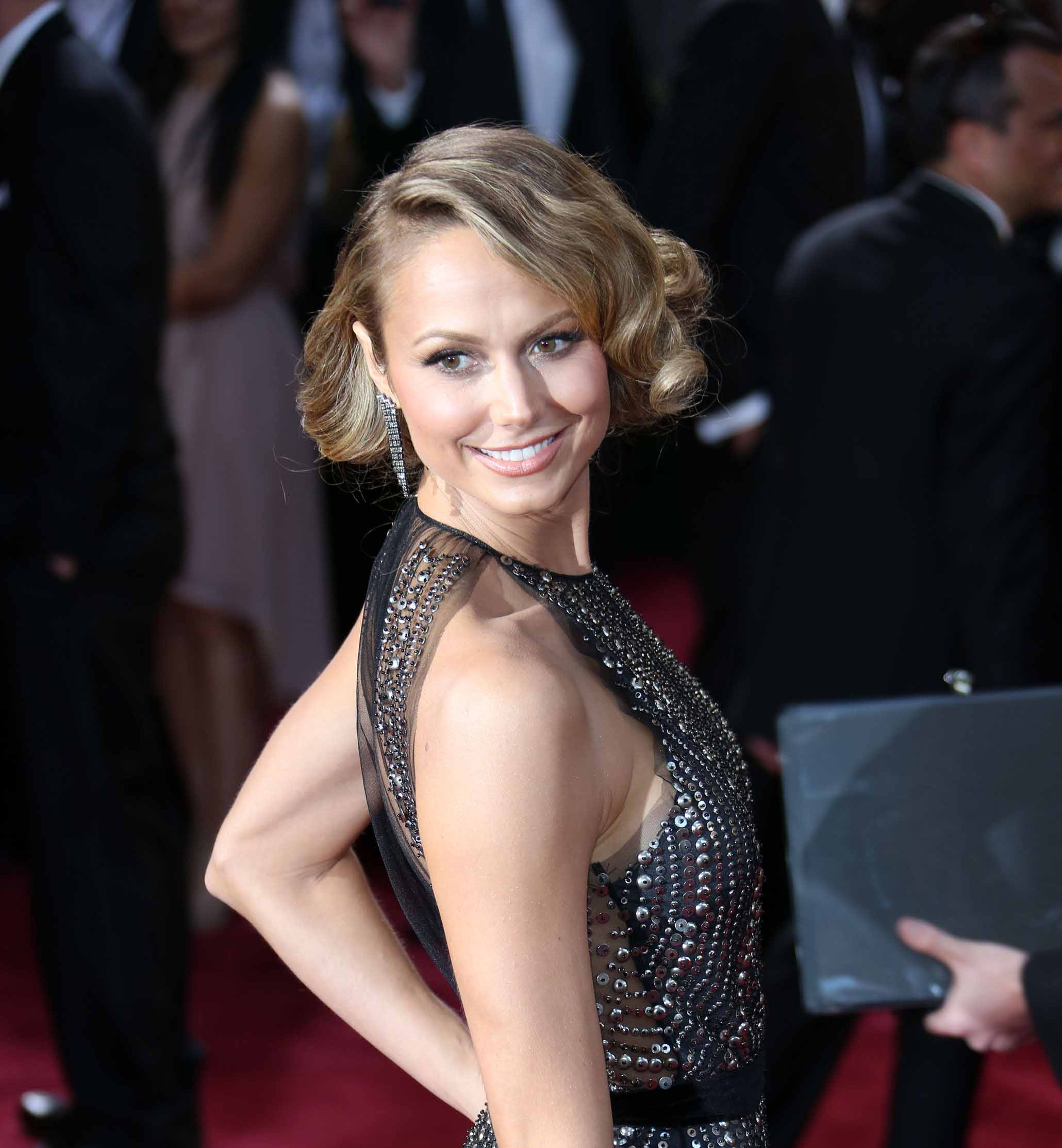 Get the Look: Stacy Keibler's Foxy Faux Bob