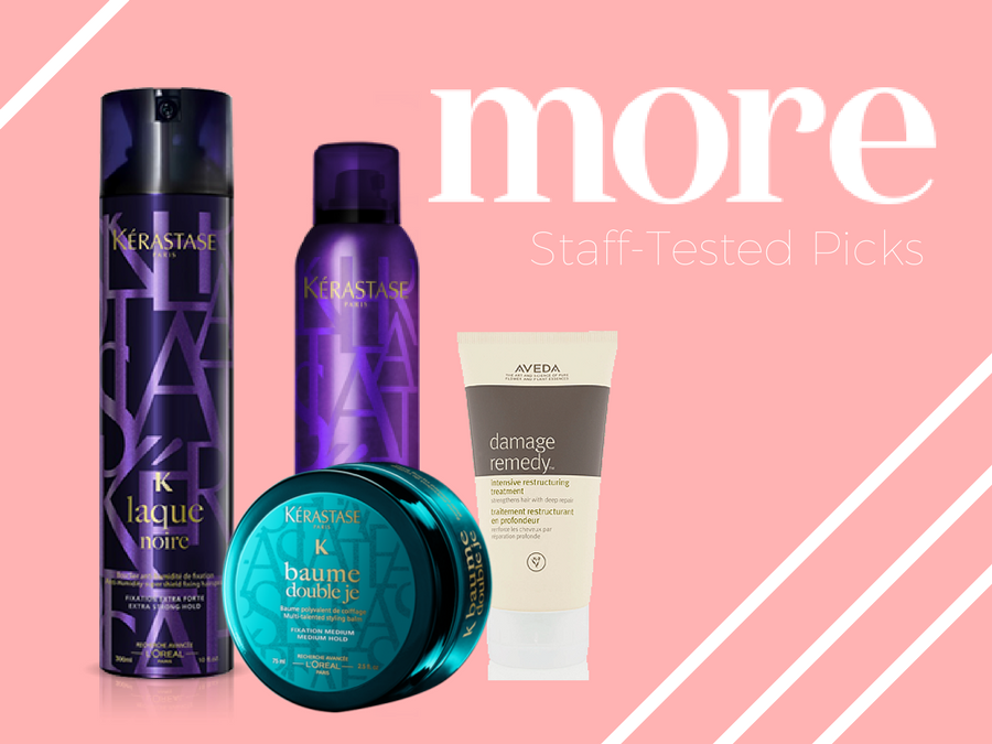 Best Hair Products: Staff-Tested Picks