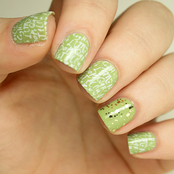 Stamping Nail Design: A Creative New Nail Art Technique