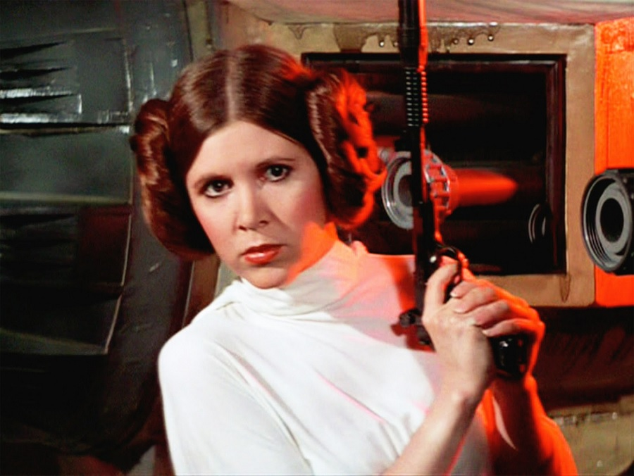 17 Badass Female 'Star Wars' Characters You Don't Want To Mess With