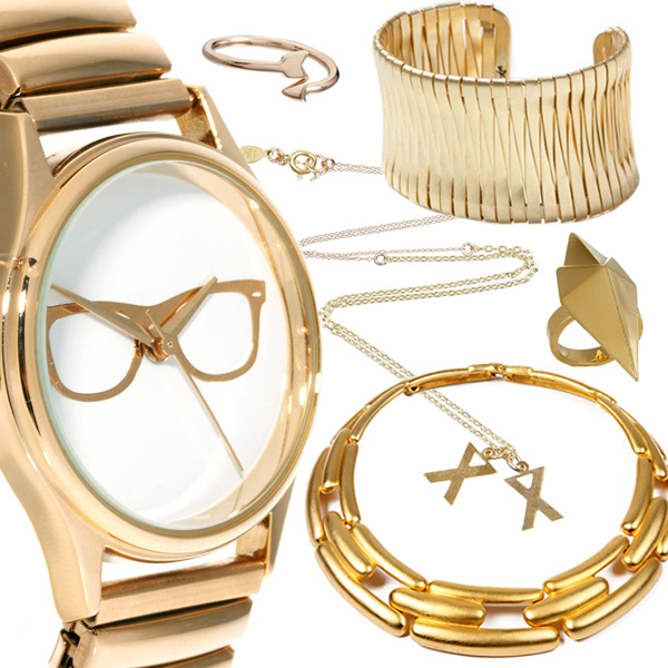 All That Glitters is Gold (Jewelry, That Is)