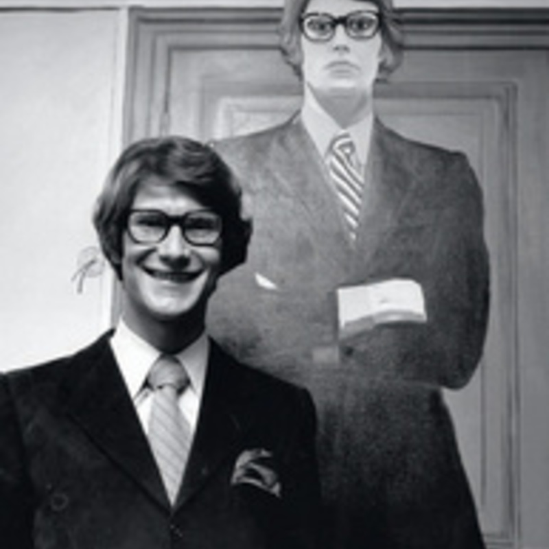 Why I Cry For Yves Saint Laurent