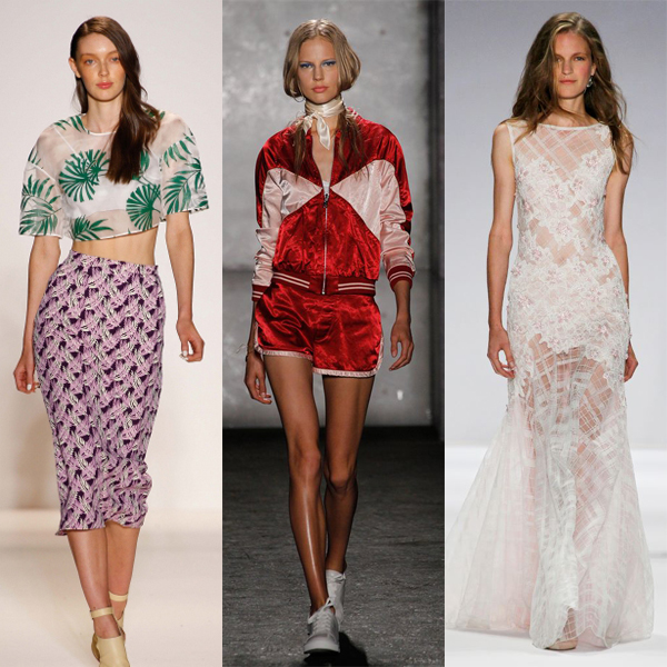 Style Trends for Spring 2014