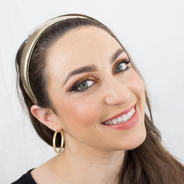Summer Makeup Look for a Night Out