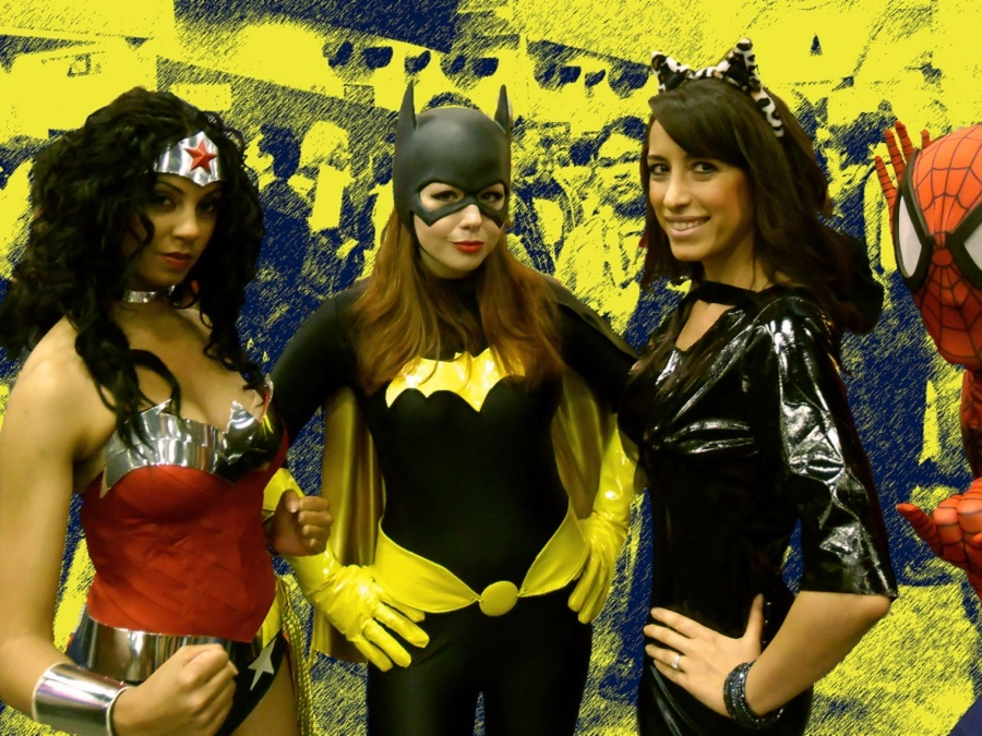 15 Halloween Costumes That Will Inspire The Superhero Inside Every Woman