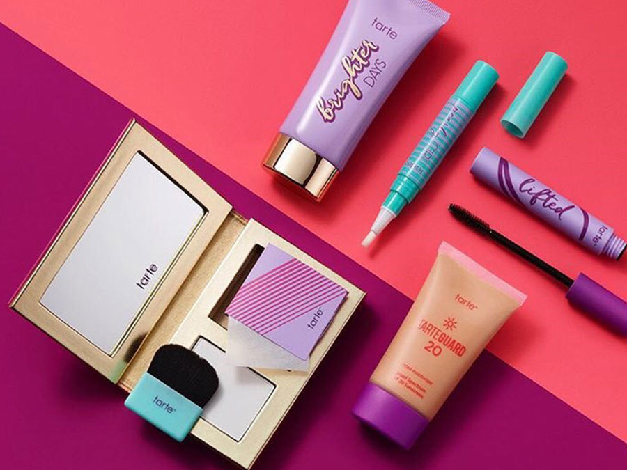 Tarte Cosmetics' Athleisure Collection Is The Answer To Your Hot Mess Workout