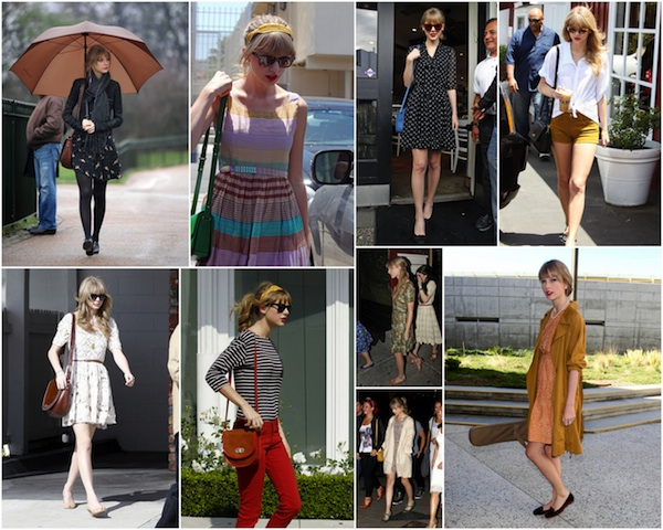 Get the Look: Taylor Swift Style