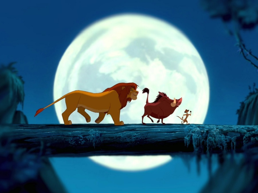 The Lion King Is Roaring Back To The Big Screen In A Whole New Way