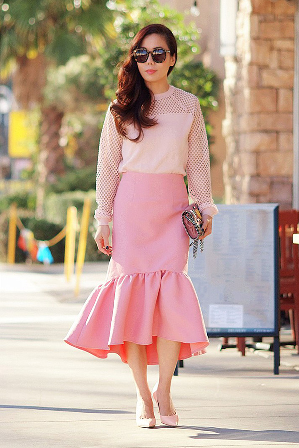 Think Pink for Spring