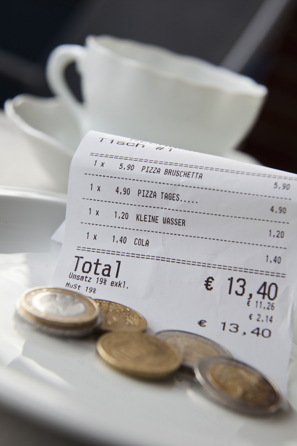 Tipping Abroad: How Much Is Enough?