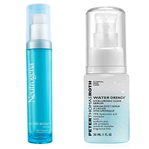 serum for travel beauty products