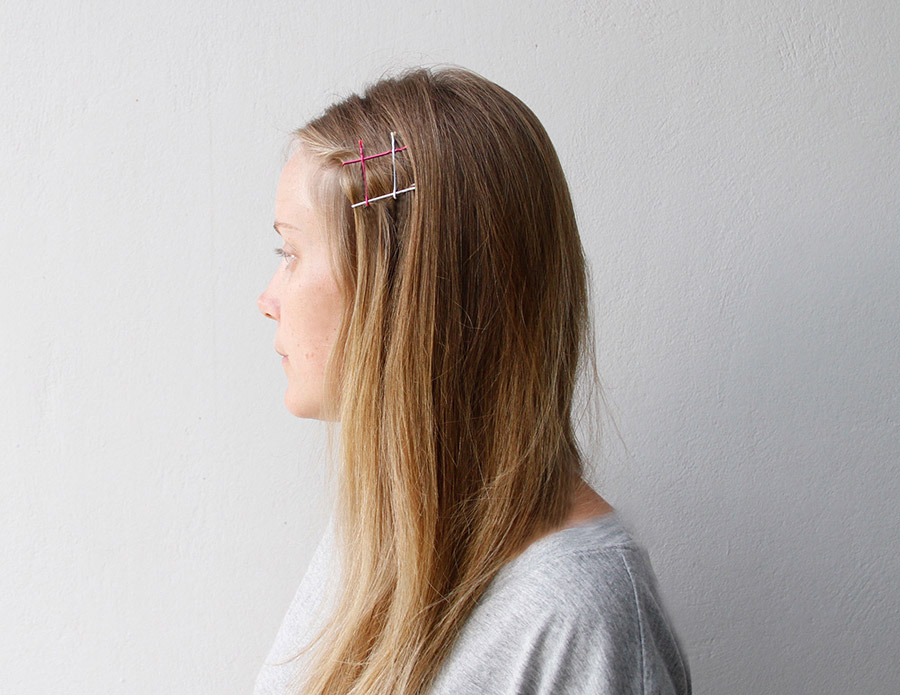 Accessorize with Bobby Pins