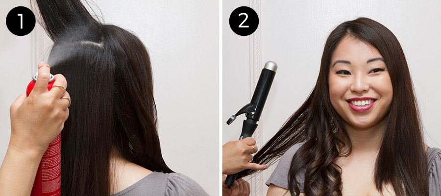 Easy Techniques to Curl Asian Hair