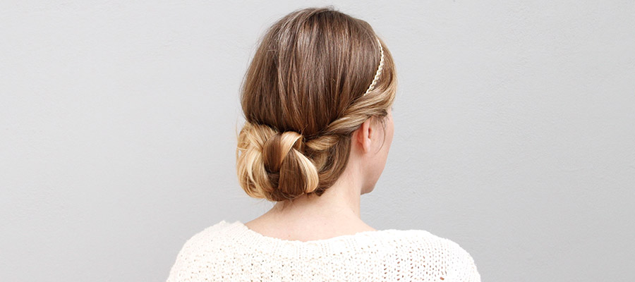 The Tucked Up Braid