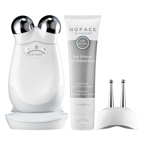 Best Skincare Device for Anti-Aging: NuFACE Trinity