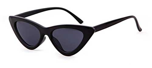 black clout goggles cat eye sunglasses from amazon