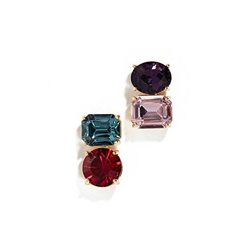 Kate Spade New York Bright Ideas Double Drop Asymmetrical Stud Earrings