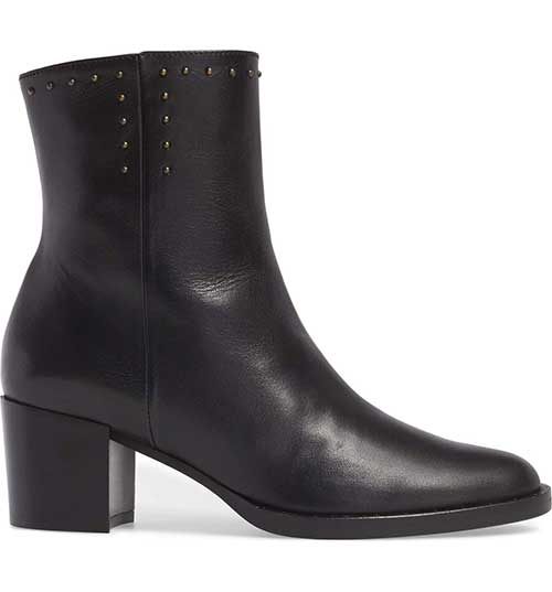 Hispanitas black bootie