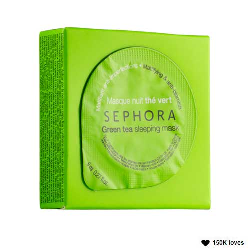 sephora most loved skincare sephora collection sleeping mask