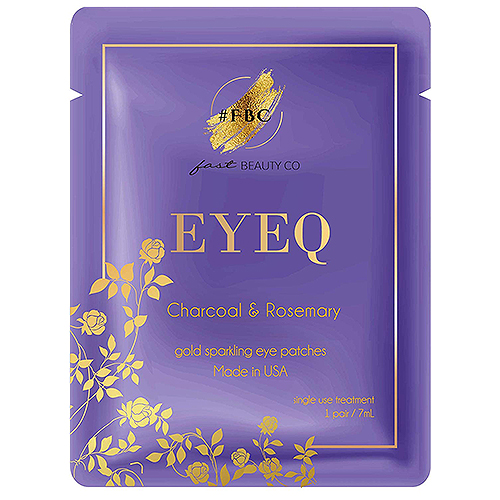 Pack of Fast Beauty Co. gold under eye patches