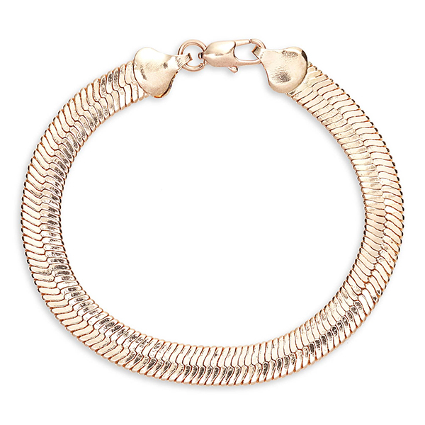 8 Other Reasons gold chain bracelet