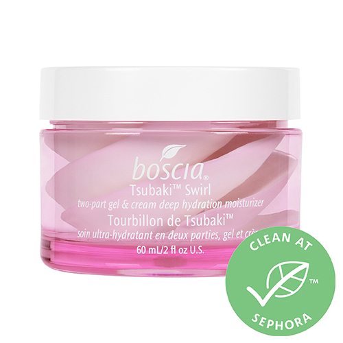 Moisturizer in pink container