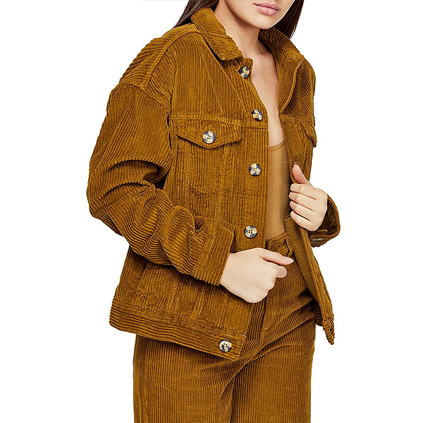Nordstrom Sale, Urban Outfitters mustard corduroy jacket