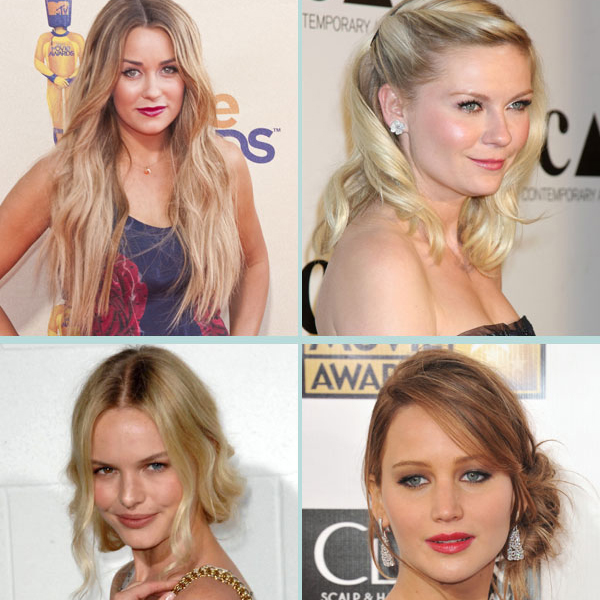 Quick and Easy Celebrity Hairstyles