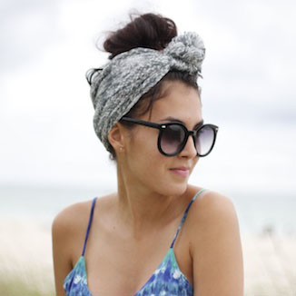 How to Look Chic at the Beach