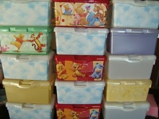Uses for Baby Wipes Tubs