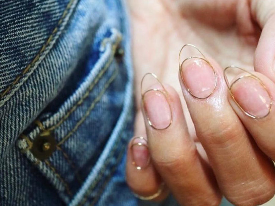 Wire Nails Are The Literal On-Point Trend Of The Future