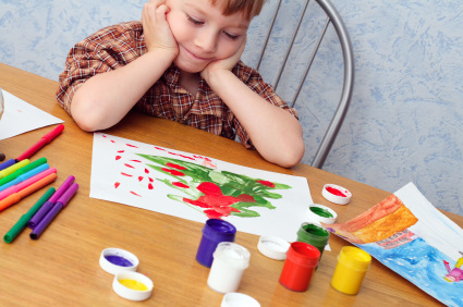 Winter Workshop: Eight Holiday Art Projects for Kids