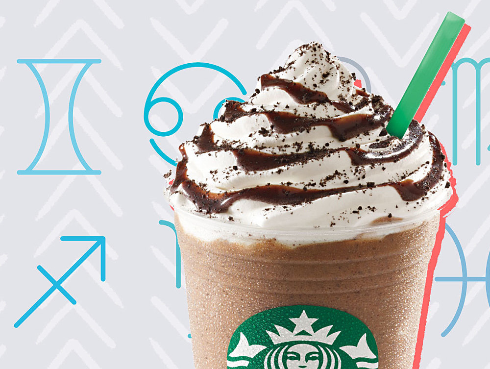 This Is The Starbucks Drink You Are Based On Your Zodiac